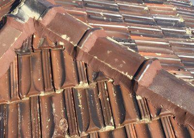 Roof Tile Restorations and repairs